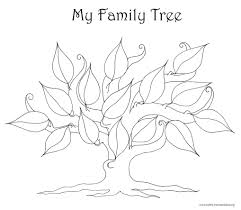 plain tree coloring page printable pictures of palm trees plants