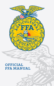 official ffa manual national ffa organization