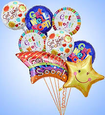 get well soon balloons delivery balloon bouquets delivery woodbridge va lake ridge florist