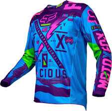 motocross gear fox 32 95 fox racing youth boys special edition 180 vicious 260859