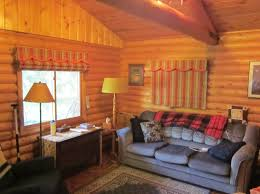 cabin on gibson lake tracts with garage and extra living quarters