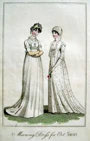 why petticoats and chemises were worn under regency gowns jane