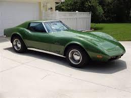 1973 chevy corvette for sale 1973 chevrolet corvette 73 corvette t top stingray corvette