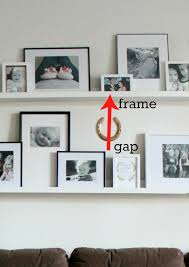 Ikea Ribba Picture Ledges Photo Gallery Tips And A Giveaway U2014 House For Six