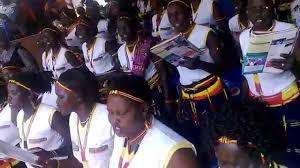 uganda martyrs 2014 thanksgiving song by kotido catholic diocese