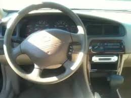 1999 Nissan Altima Interior Nissan Altima 2001 Interior