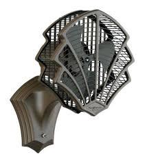 ceiling fans versus wall fans