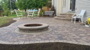 How To Make A Paver Patio How To Build A Patio With Pavers Awesome On Awesome Building A
