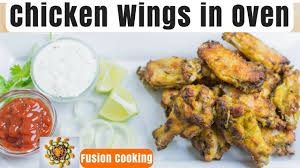 chicken wings in oven chicken wings indian style spicy