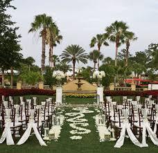 wedding venues in central florida garden wedding event venues orlando wyndham orlando resort