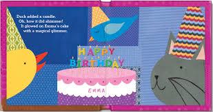 happy birthday book my happy birthday book girl