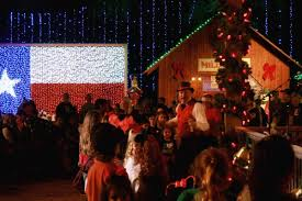 christmas lights in college station texas christmas festivals in texas the daytripper