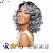 gray hair pieces for american 19 best wigs i like low maintenance hair images on