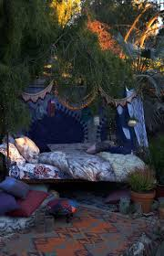 awesome outdoor space boho dreaminess outdoors spaces