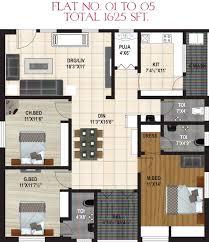 Solitaire Homes Floor Plans Haneesh Mjr Solitaire In Kukatpally Hyderabad Price Location
