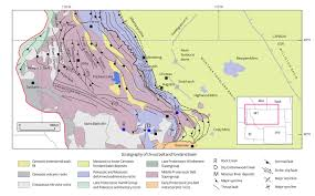 Montana River Map by Alluvial Sapphires From Montana Inclusions Geochemistry And