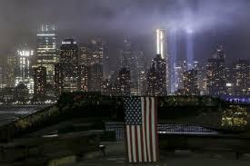 9 11 Memorial Lights Remembering 9 11 Tribute In Light