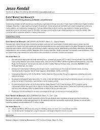 sample marketing director resume sample resume for marketing