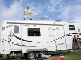Best Way To Clean Rv Awning 7 Tips For Easy Rv Washing