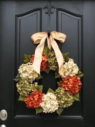 wreaths hydrangea wreaths wreaths for all by twoinspireyou