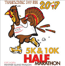 crc thanksgiving day half marathon 10k 5k