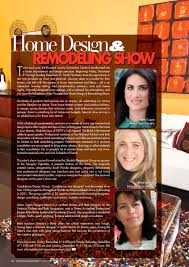 miami home design and remodeling showcase alena capra design