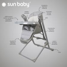 Baby Electric Swing Chair Lullaby High Chair Electric Swing In One Grey Products Details