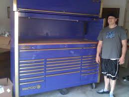 Tool Box Top Hutch Matco 3 Bank Toolbox Microoutlaws Com Classifieds Microoutlaws
