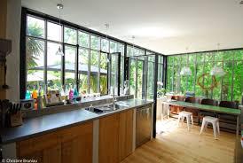 cuisine bois inox inox pyrénées galerie intérieur cuisines