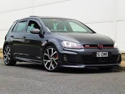 volkswagen golf gti 2014 used 2014 volkswagen golf gti mk7 gti performance dsg for sale in