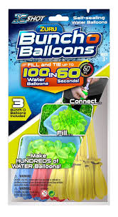 bunch of balloons zuru bunch o balloons instant water balloons color