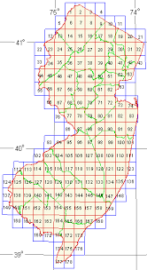 jersey area code map njdep jersey geological and water survey dgs04 7 historic