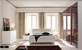 Bedroom Contemporary Design - contemporary bedroom furniture in modern design home interior