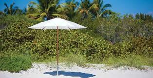 Palm Tree Patio Umbrella Commercial Patio Umbrella Fabric Metal Vineyard Fiber Flex
