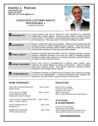 Sample Resume Format With Achievements by Hostess Resume