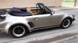 1988 porsche 911 coupe for sale 1988 porsche 911 turbo look cab for sale