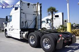 volvo tractor trailer volvo tractors semis for sale