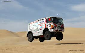 the dakar hino rager desert rally raid pinterest rally