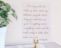 wedding book quotes book quotes etsy