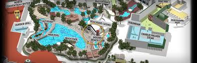 mandalay bay pool map bungalows mandalay bay las vegas