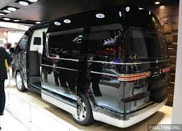 Toyota Hiace Interior Luxury Car Pictures