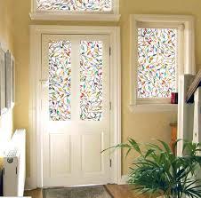 Decorative Window Film Stained Glass Static Cling Window Film U2013 Massagroup Co