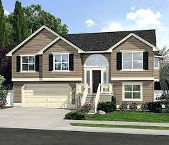 split level style homes landscaping ideas for front of split level house split level style