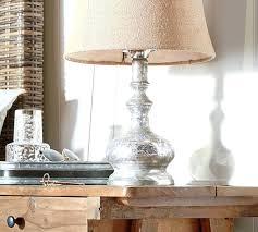 Barn Lamps Table Lamp Mercury Glass Table Lamp Base Pottery Barn Leera