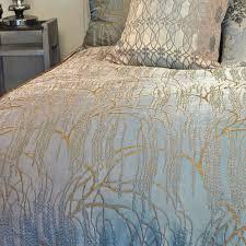 kevin obrien studio metallic willow velvet dec pillow and bedding