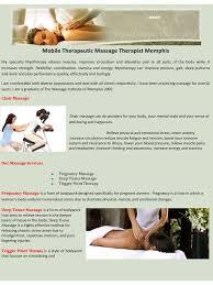 chair massage techniques pdf design ideas