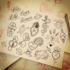 megan massacre celebrate valentines day tattoos pinterest