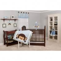 Boy Monkey Crib Bedding Monkey Bedding For Boys Monkey Baby Blankets