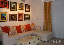Can You Put Curtains Over Blinds 8 Clever Window Treatment Solutions For Renters The Homes I