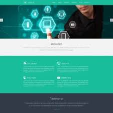 marketing agency website templates templatemonster